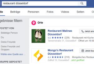 Facebook Bewertungen kaufen